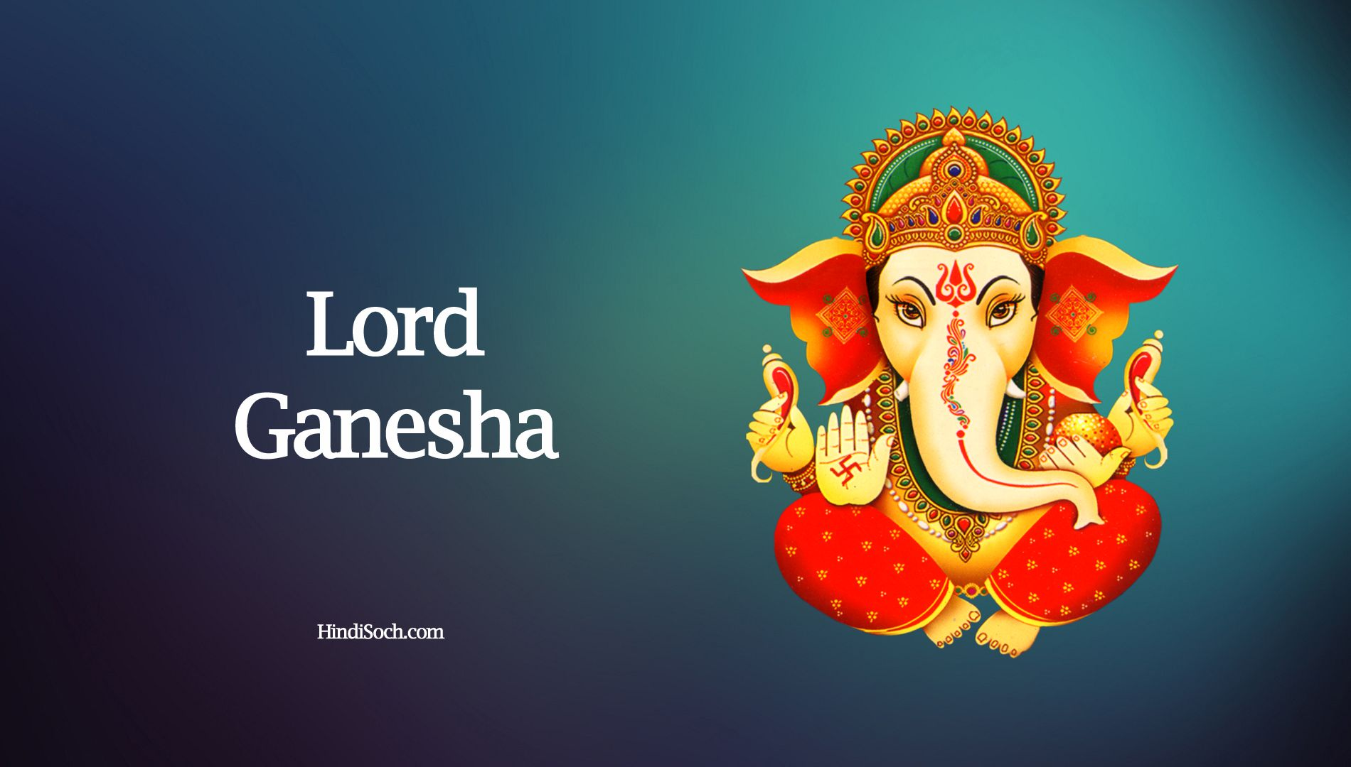 God Ganesha Wallpaper HD