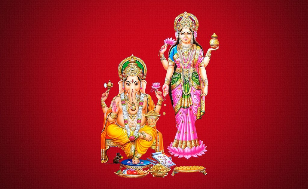 Maa Lakshmi HD Wallpapers