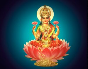 Maa Laxmi HD Image Huge Wallpaper