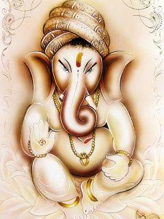 Shree God Ganesha Images