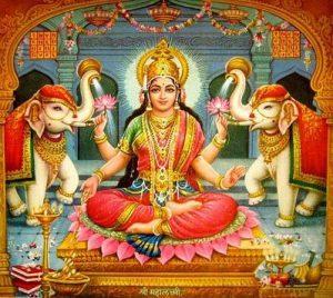 Shree Lakshmi Images