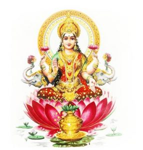 Shri Lakshmi Mobile Wallpapers