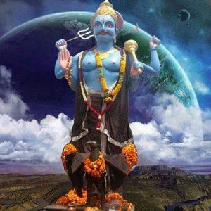Devta Shani Ji Images