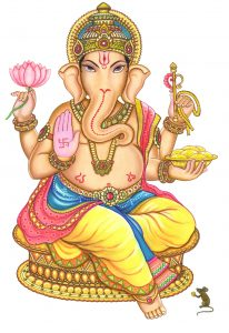 Full Size Ganpati Wallpaper