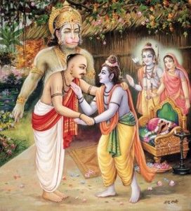 Kewat and Lord Rama Pictures