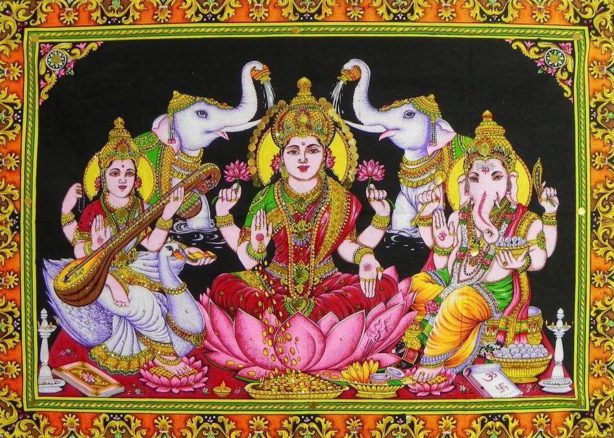 Laxmi Ji Ganesh Ji Ki Images