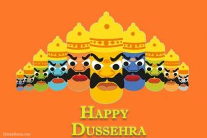 Ravan Dussehra Pics for Facebook