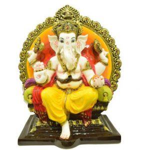 Shree Ganpati Beautiful Photos