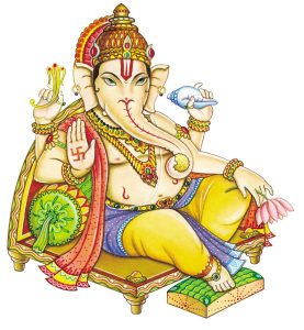 Shree Ganpati HD Wallpaper