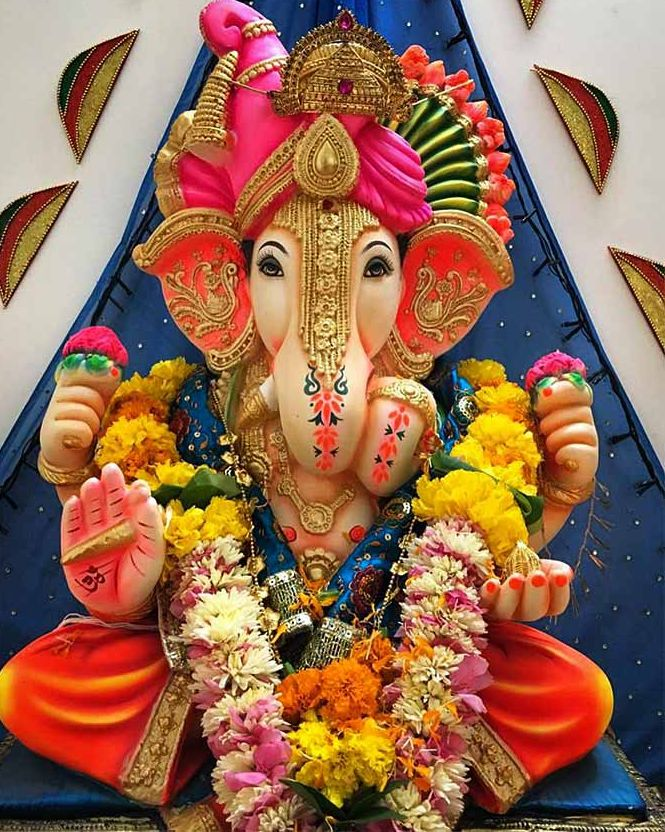 Ganesh Puja For New Home