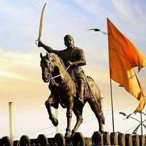Status of Shivaji Maharaj Pictures