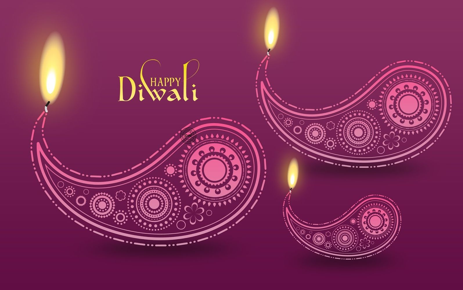 Happy Diwali Images Wallpapers with Pictures