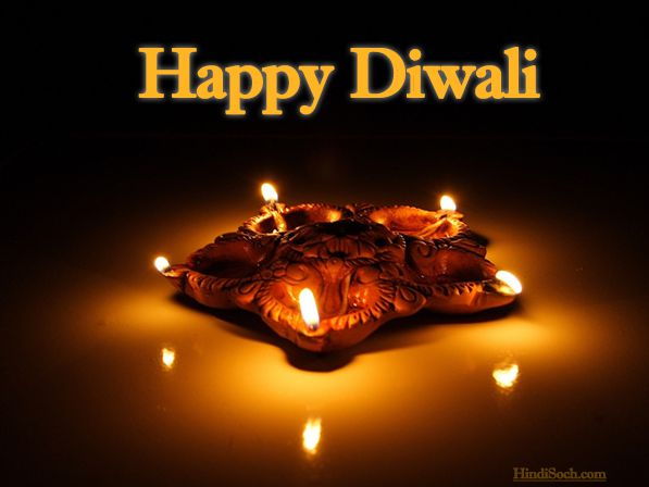 Diyas Diwali Wishes and Photos
