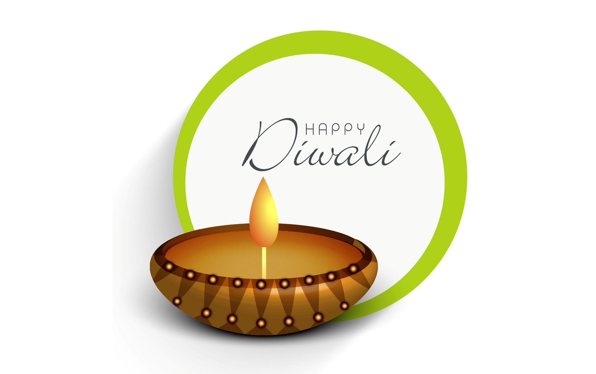 HD Happy Diwali Desktop Background Image