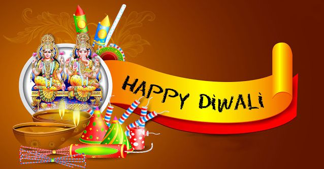 Happy Diwali Photos with Shubhkamnaye