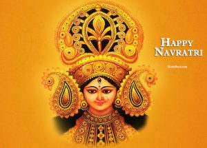 Happy Navratri Image