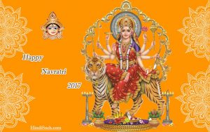 Maa Ambe Navratri Wallpapers