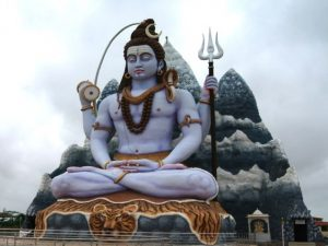Mahadev Pictures Statue