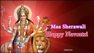 Navratri Wallpapers Image for Wishing