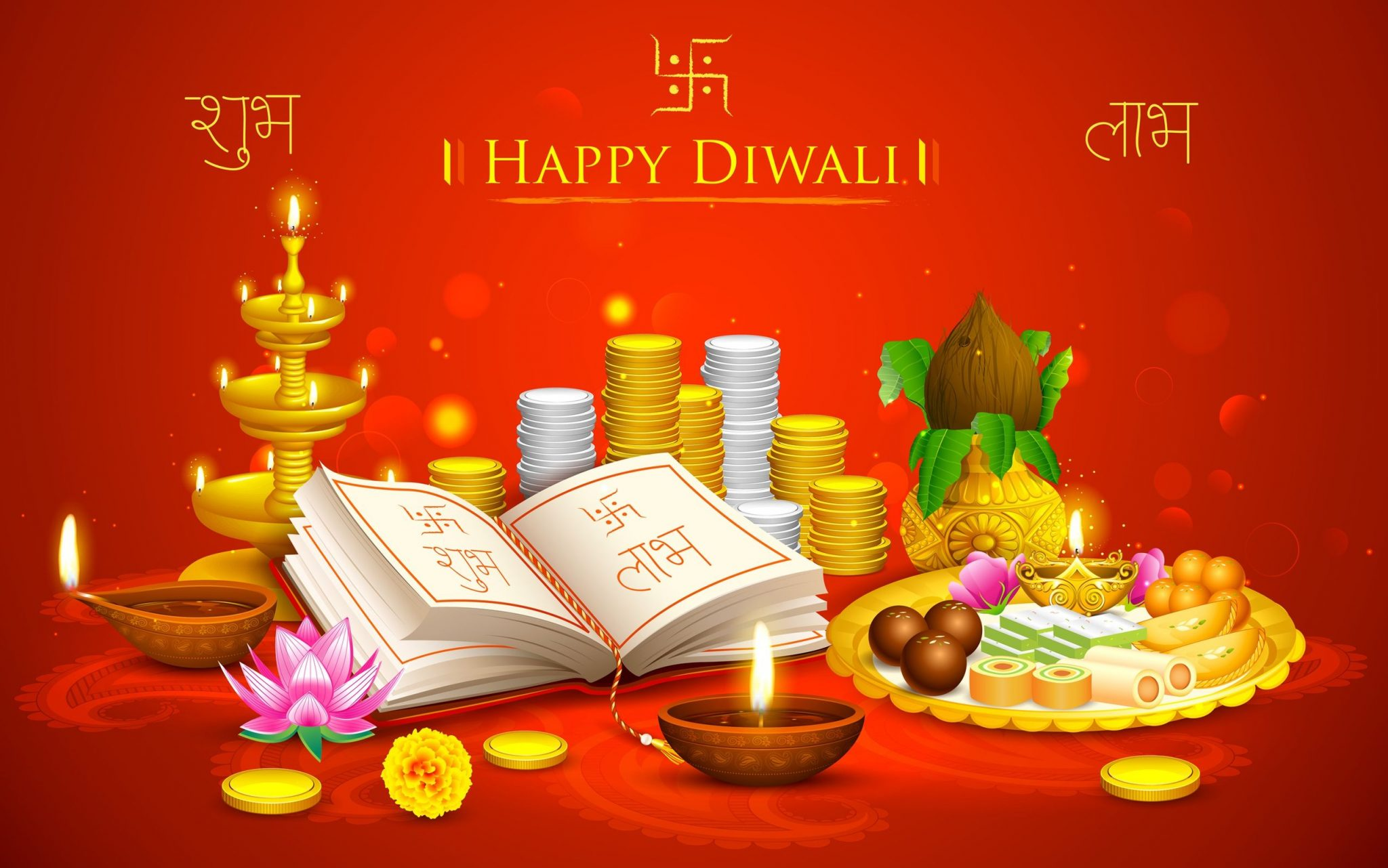 Shubh Labh Diwali Pictures for Wishes