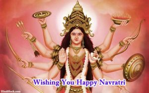 Wishing You Happy Navratri Pictures