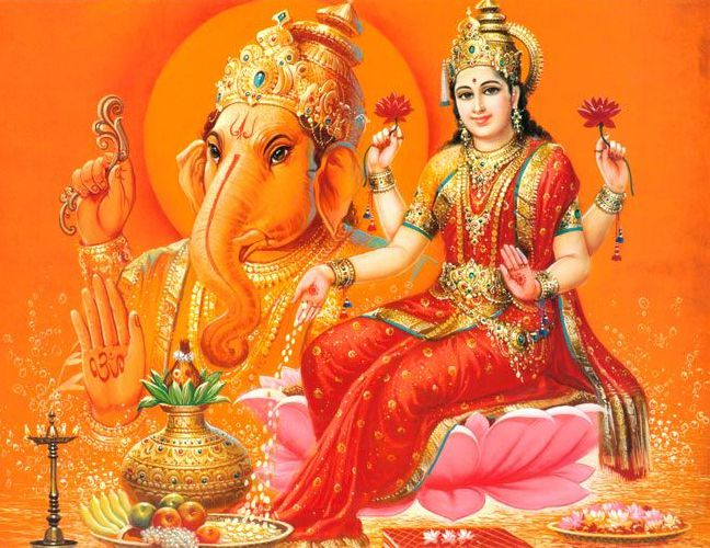 Best of laxmi ganesh images with amazing laxmi ganesh hd photo - Bollywood image hd download ...