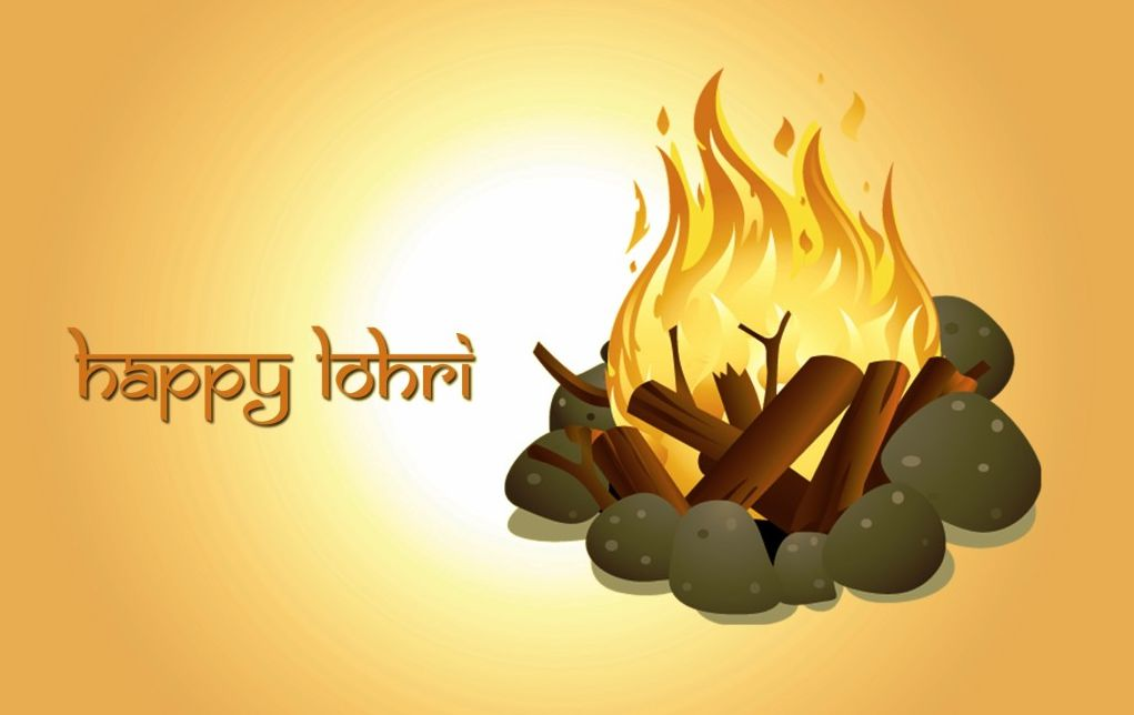 Photo of Happy Lohri Wallpaper HD 2021 Free Download (Lohri Festival Images)