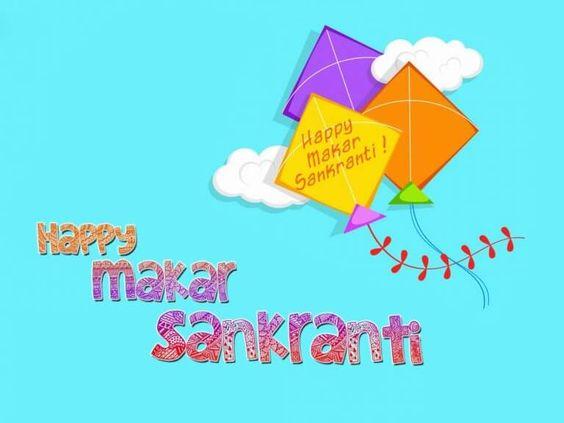 Happy Makar Sankranti Chitra Image