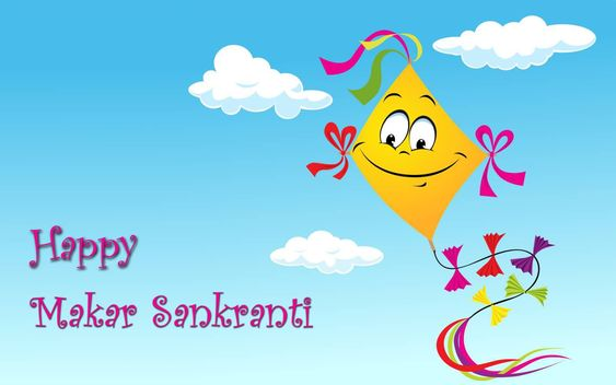 Happy Makar Sankranti for Whatsapp Image