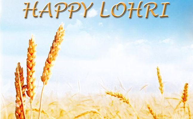 Punjabi Happy Lohari Pictures and Wallpapers