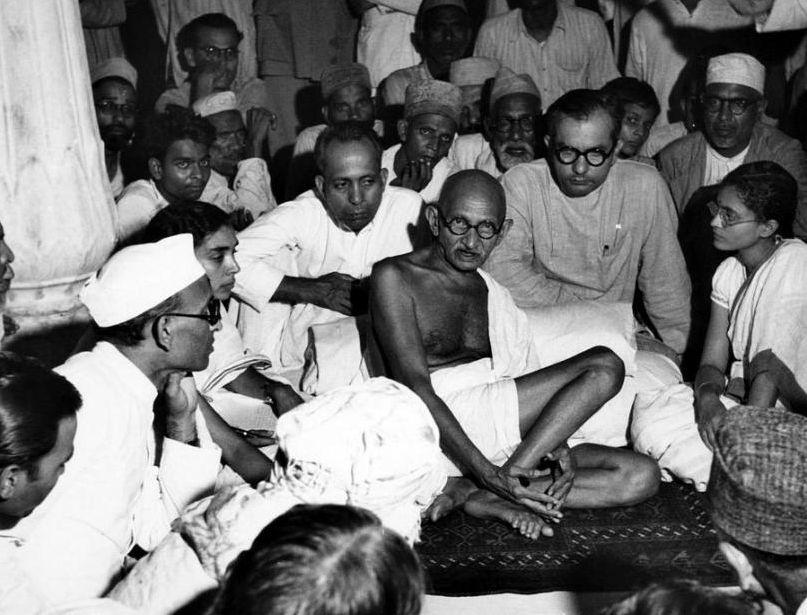 Mahatma Gandhi Aandolan Pictures