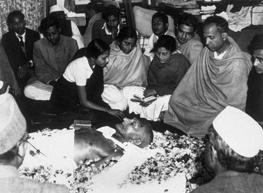 Mahatma Gandhi Assassination Pictures
