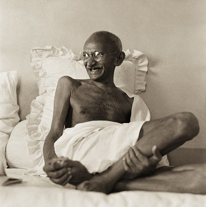 Mahatma Gandhi Images Real and Original