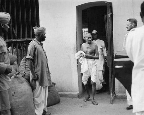 Mahatma Gandhi Ki Photos