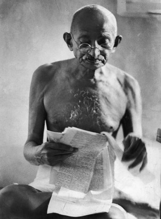 Mahatma Gandhi Photos Original