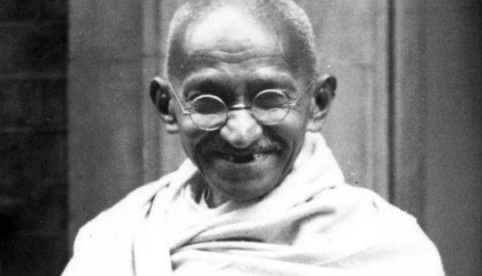 Mahatama Gandhi Real Photos