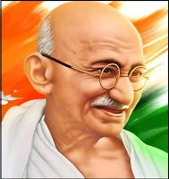 Mahatma Gandhi Rashtrpita Image Patriotic Photo