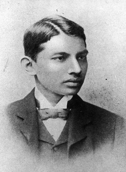 Photos of Mahatma Gandhi at Young Age