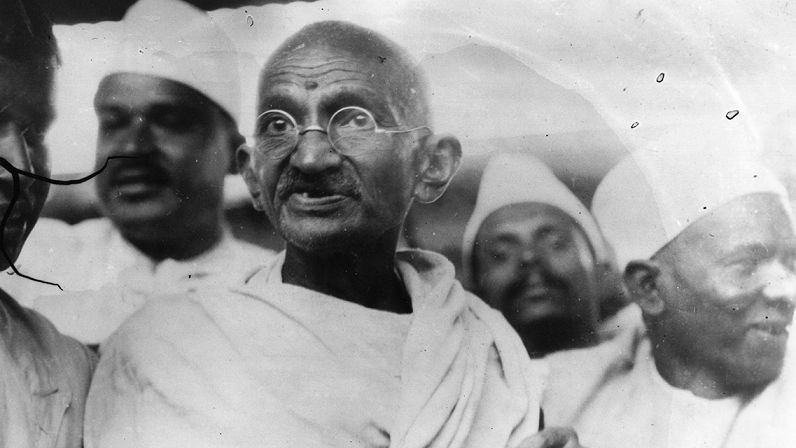 Rare Photos of Bapu Mahatma Gandhi