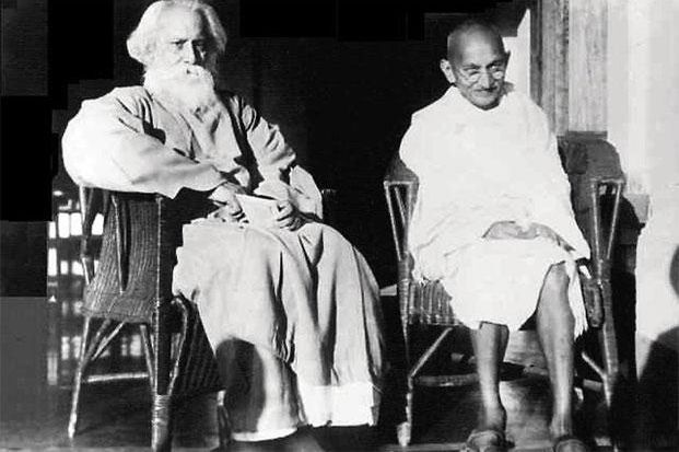 Rare Photos of Mahatama Gandhi Ji