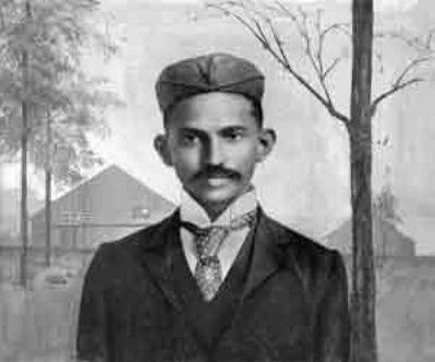 Young Mahatma Gandhi Pictures
