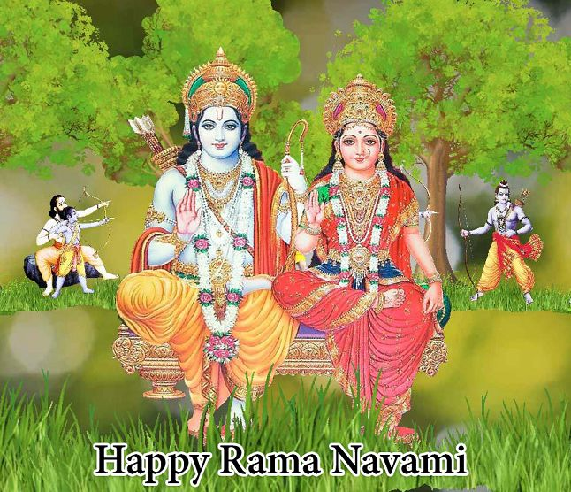 Happy Ram Navami Hd Photos