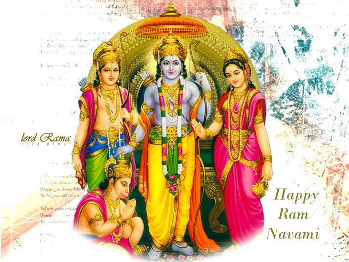 Happy Ram Navami : IMAGES, GIF, ANIMATED GIF, WALLPAPER, STICKER FOR WHATSAPP & FACEBOOK