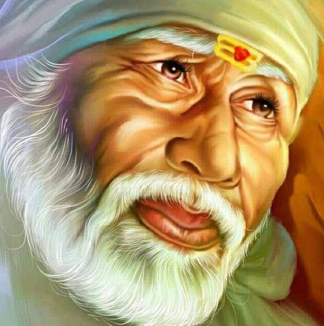 Beautiful Sai Baba Pics for Share
