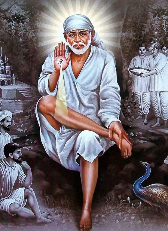 God Sai Baba Mobile Wallpapers