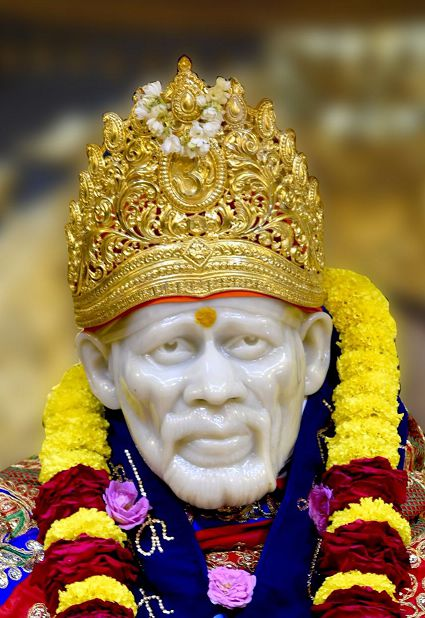 HD Wallpaper of Shridi Sai Baba High Quality