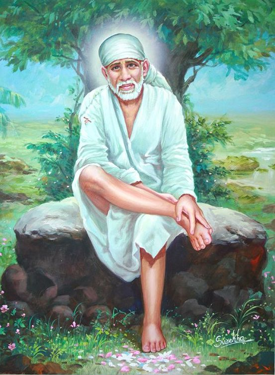 Saburi Sai Baba Ki Photos Images HD