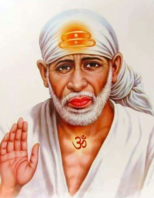 Sai Baba Ki Photos High Quality