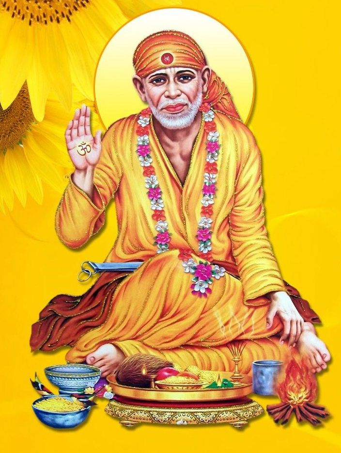 Shirdi Sai Baba Images for Devotees
