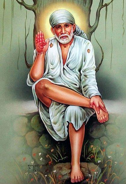 Shri Sai Pics Images for Desktop